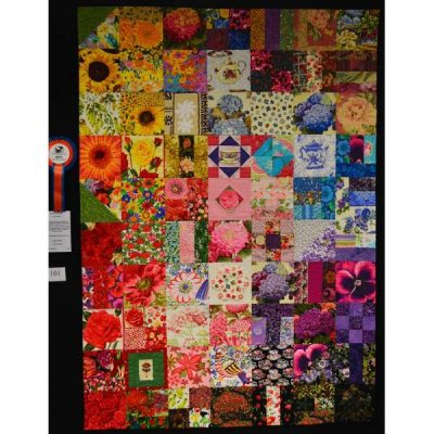 Happy 60th birthday by Maria Rohs. Merit use of colour