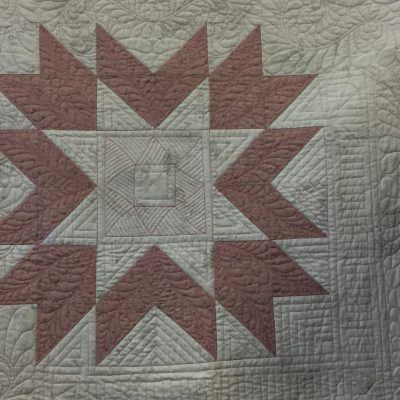 Best Machine Quilting on a Domestic Machine La Stella Rose by Lynda Thrower