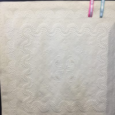 Best Traditional Quilt Wedding Bells By Marie-Louise Winchester